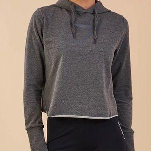 🎉Sale🎉Gymshark Open Back Sweatshirt Grey